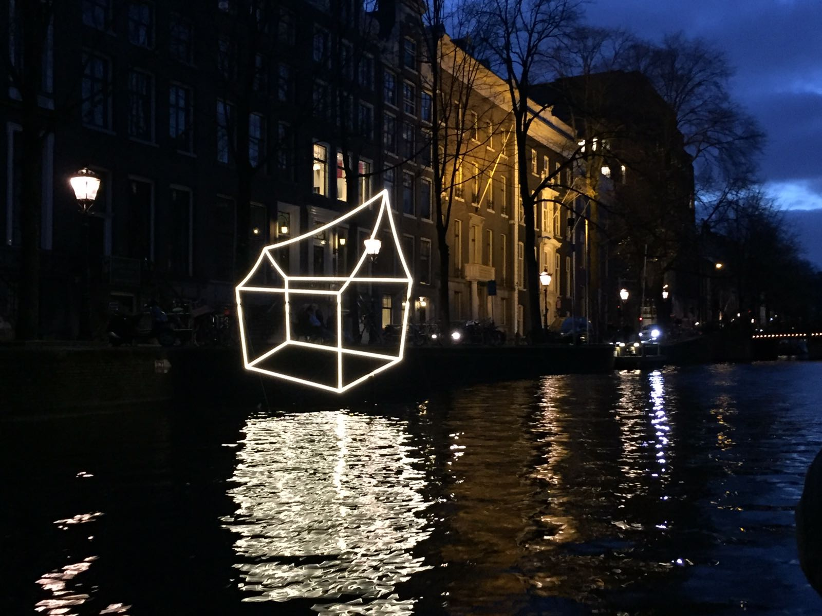 ... Sande And Our Team From The Lighting Design Academy MORE:  Www.welcometomyhometown.nl And Www.amsterdamlightfestival.com. CATEGORY:  Exterior, Light Art