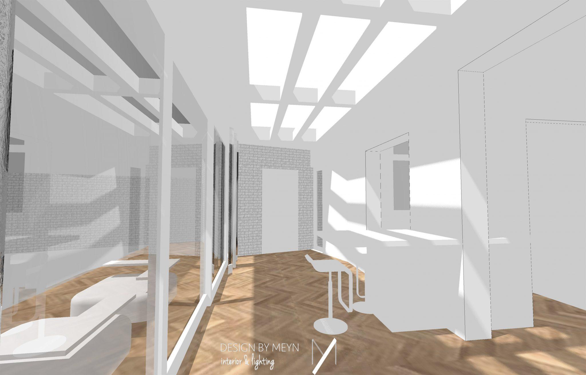Design Jaren 30.Hilversum Home Renovation Verbouwing Jaren 30 Concept Lichtstraat