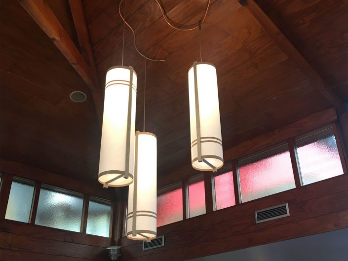 restaurant garden | interior exterior lighting
