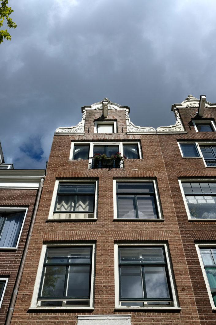 lichtontwerp grachtenpand canal house patio dakterras binnen buiten verbinding Design by Meyn